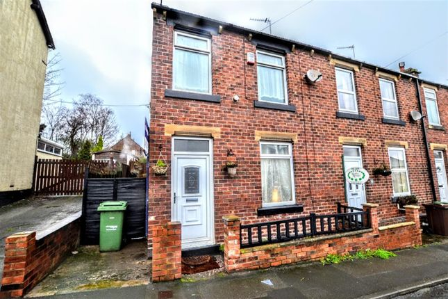 Thumbnail End terrace house for sale in Upper Lane, Netherton, Wakefield, West Yorkshire