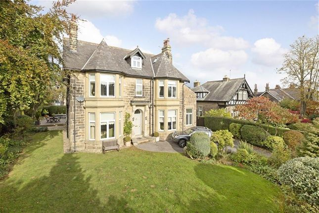 Thumbnail Detached house for sale in Rutland Road, Harrogate, North Yorkshire