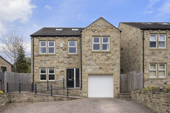 Thumbnail Property for sale in Woodsome Park, Fenay Bridge, Huddersfield