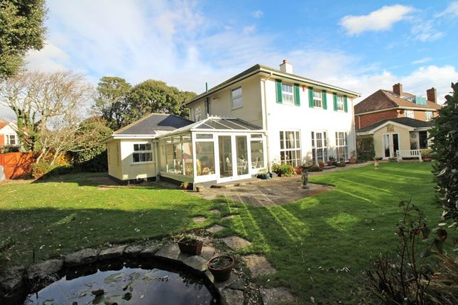 4 bed detached house for sale in Victoria Road, Milford On Sea, Lymington
