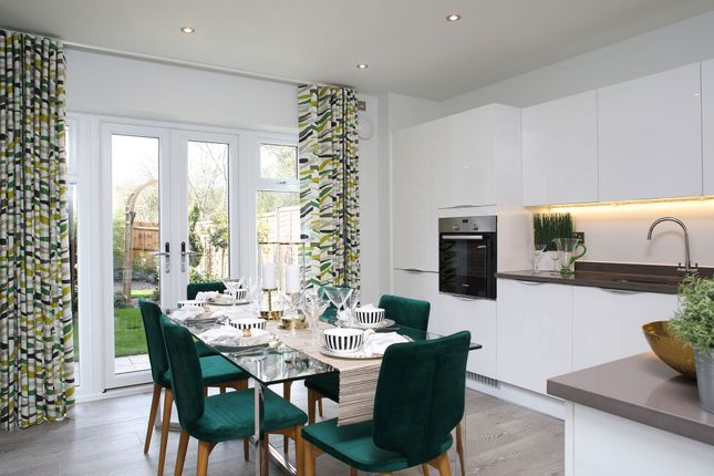 """3 bedroom semi-detached house for sale in """"The Chastleton"""" at North End Road, Yatton, Bristol"""