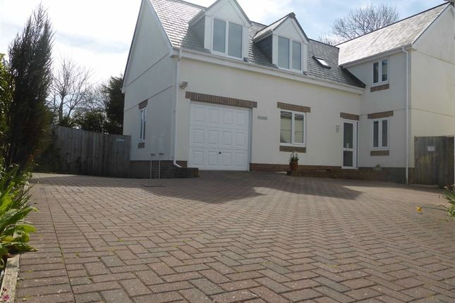 Thumbnail Detached house for sale in Hillside View, Combe Martin, Ilfracombe