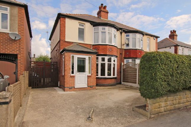 3 bed semi-detached house for sale in Mount View Avenue, Sheffield S8