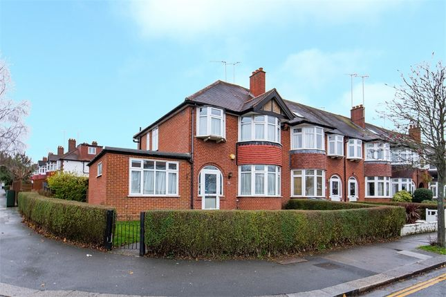 4 bed semi-detached house for sale in Brunswick Road, Ealing, London. W5