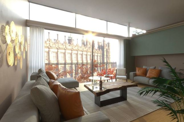 "Thumbnail Flat for sale in ""6 24 The Crescent"" at West Coates, Edinburgh"