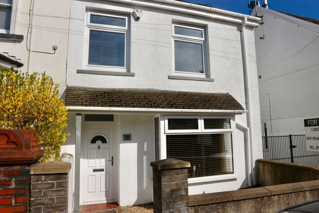 Thumbnail Semi-detached house for sale in The Walk, Merthyr Tydfil