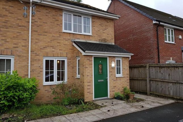 Thumbnail Semi-detached house to rent in Llys Harry, Godrergraig, Swansea.