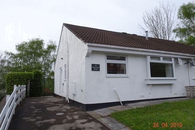 Thumbnail Bungalow to rent in Semi-Detached Bungalow, Parkwood Drive, Newport