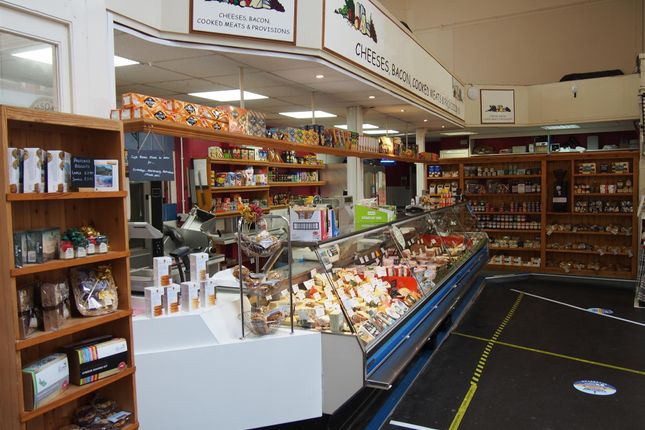 Thumbnail Retail premises for sale in Delicatessens LA12, Cumbria