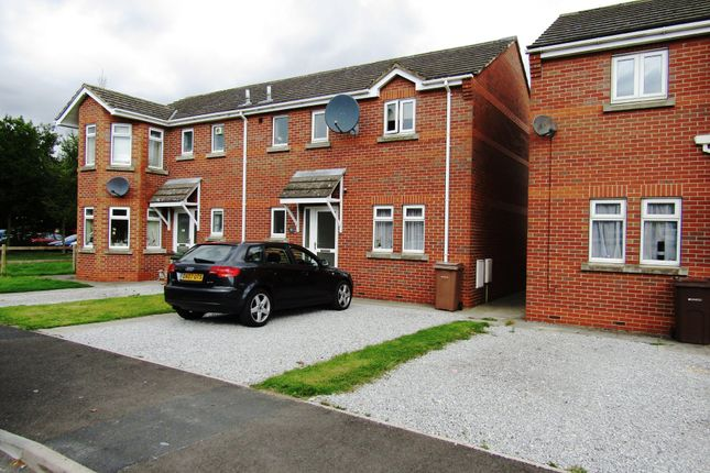 Thumbnail Semi-detached house for sale in Woodland Avenue, Goole