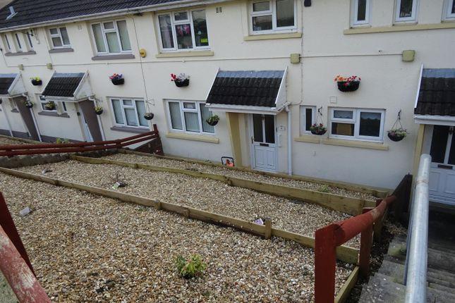 Thumbnail Flat for sale in Glynllan, Blackmill, Bridgend