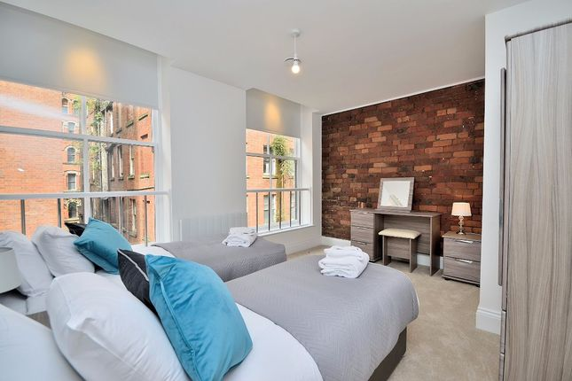 Thumbnail Flat to rent in Apt 4, Manchester