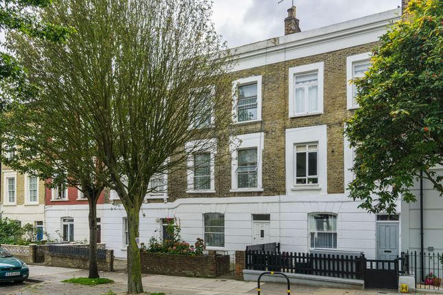Thumbnail Terraced house for sale in Axminster Road, London