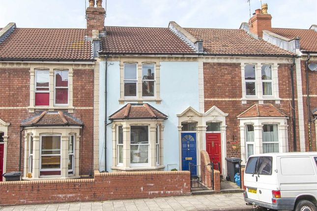 Thumbnail Terraced house for sale in Tyne Street, St Werburghs, Bristol