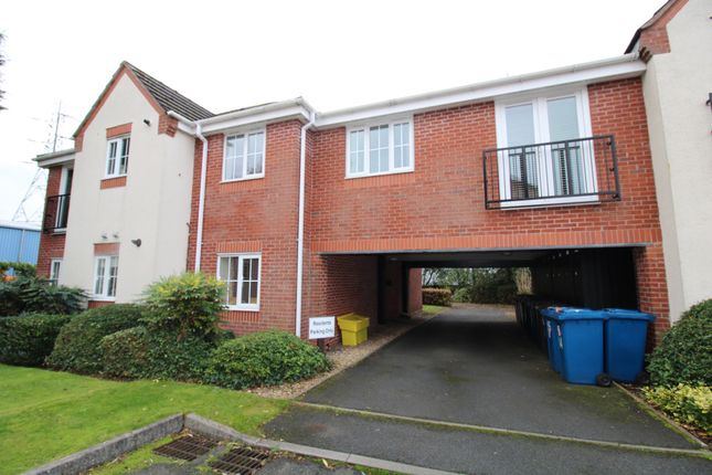 1 bed maisonette for sale in New Plant Lane, Chase Terrace, Burntwood WS7