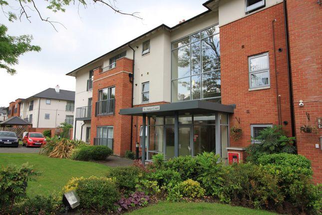 Thumbnail Flat for sale in Highfield Road, Edgbaston, Birmingham