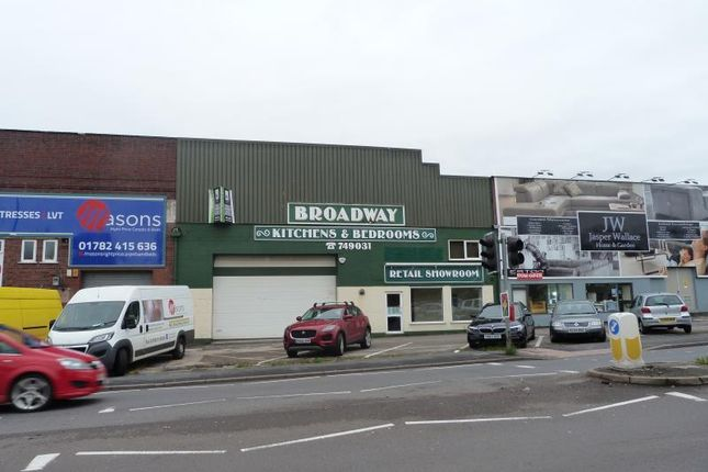 Thumbnail Industrial to let in Unit 5, Victoria Road, Fenton