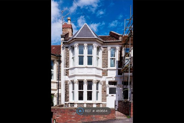 Thumbnail Terraced house to rent in Birch Road, Southville, Bristol