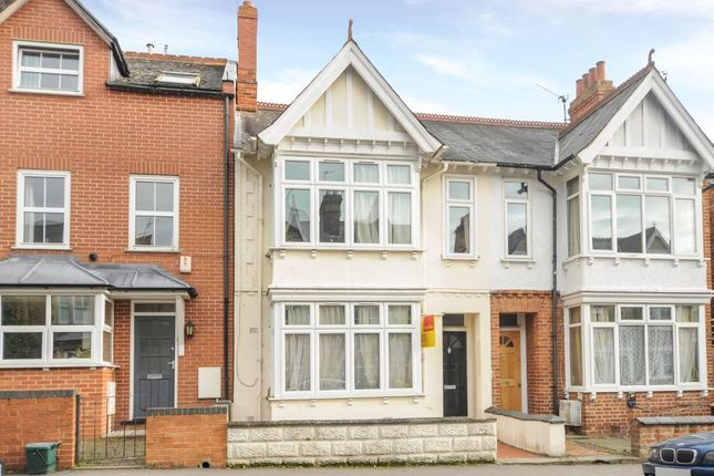 Thumbnail Terraced house to rent in Divinity Road, Hmo Ready 7 Sharers