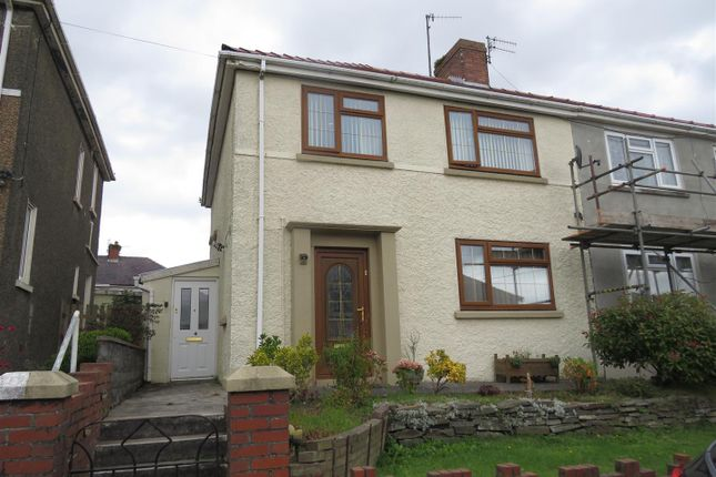 Thumbnail Semi-detached house for sale in The Crescent, Burry Port