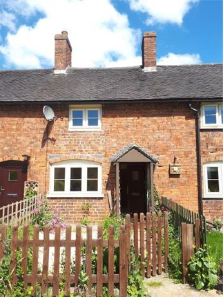 Thumbnail 2 bed terraced house to rent in Back Lane, Shirley, Ashbourne