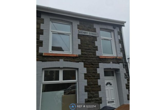 Thumbnail Terraced house to rent in Kenry Street, Treorchy