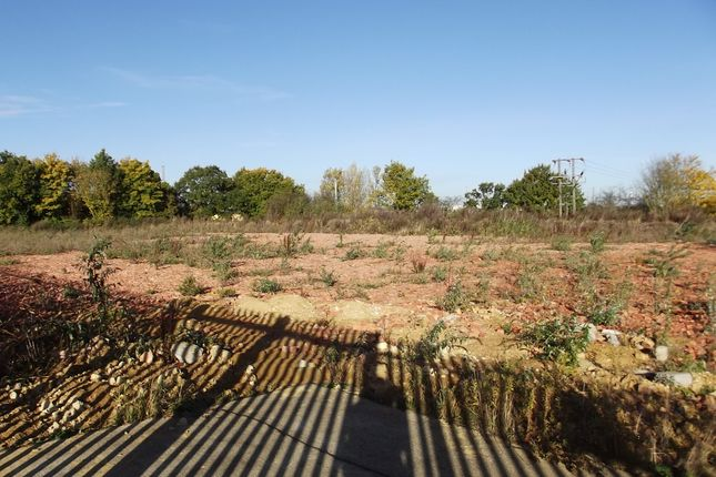 Thumbnail Land to let in Yard Area, Sandy, Bedfordshire