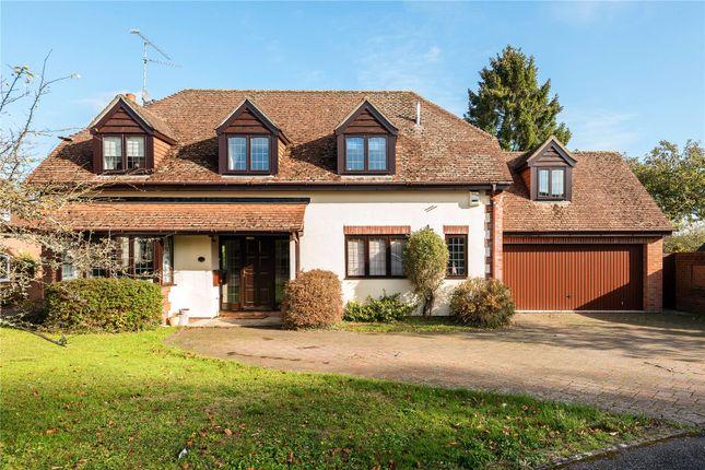 Thumbnail Detached house for sale in Duchess Close, Alton, Hampshire