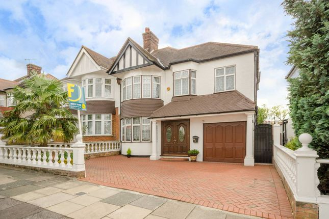 Thumbnail Property for sale in Townsend Avenue, Southgate