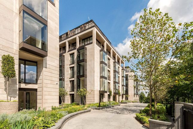 Thumbnail Flat for sale in St. Edmunds Terrace, St. John's Wood, London