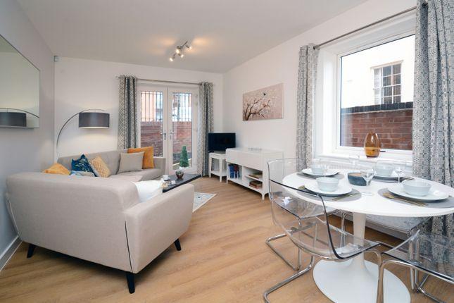 Thumbnail Flat to rent in Tomlin House, Albion Street, Beeston