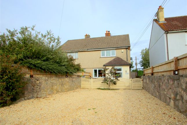 Thumbnail Semi-detached house for sale in Crabtree Close, Dundry, North Somerset