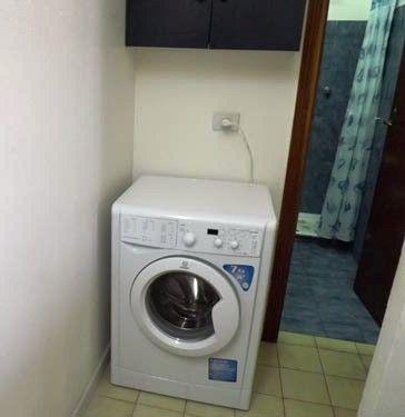 Washing Machine of Via Pitagora, Scalea, Calabria, Italy