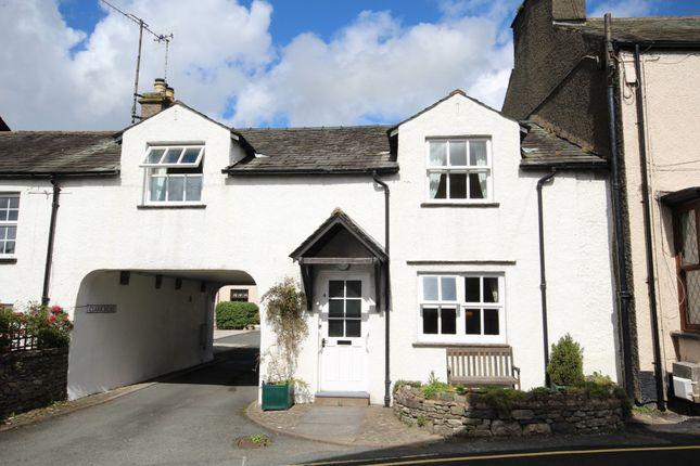 Thumbnail Cottage to rent in Haverflatts Lane, Milnthorpe, Cumbria