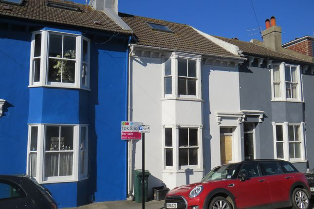 Thumbnail Terraced house for sale in Hampden Road, Brighton