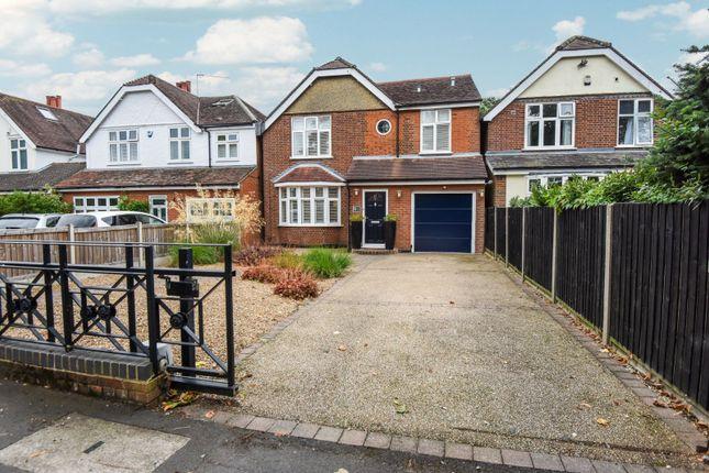 Thumbnail Detached house for sale in Thorley Park Road, Bishop's Stortford, Hertfordshire