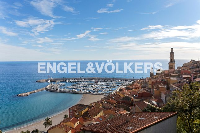Thumbnail Property for sale in 06500 Menton, France