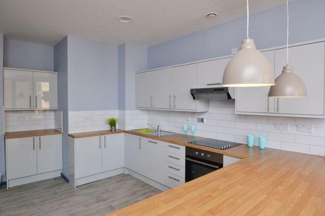 Thumbnail Flat to rent in Castle Gate, Nottingham