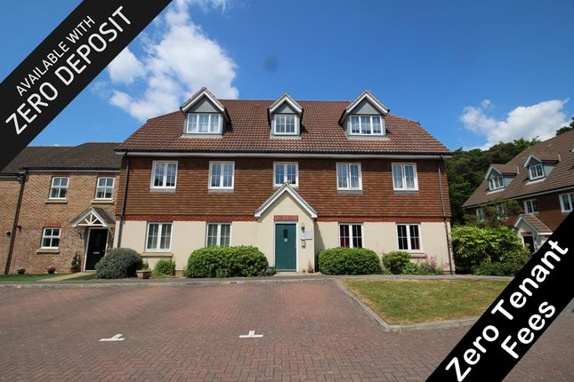 Thumbnail Flat to rent in Columbus Drive, Sarisbury Green, Southampton