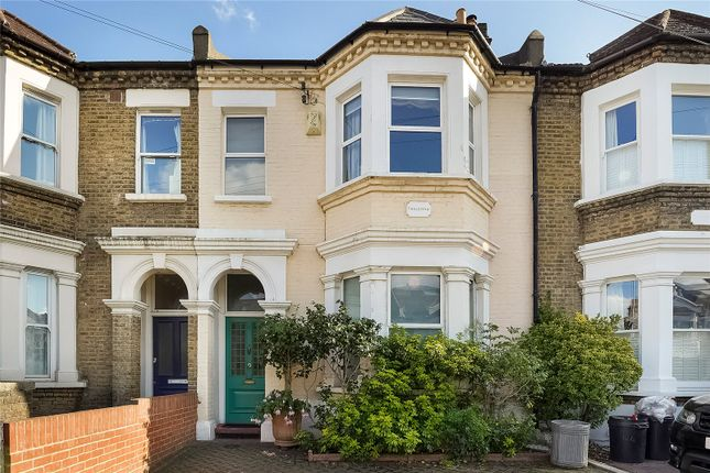 Thumbnail Terraced house for sale in Burntwood Lane, London