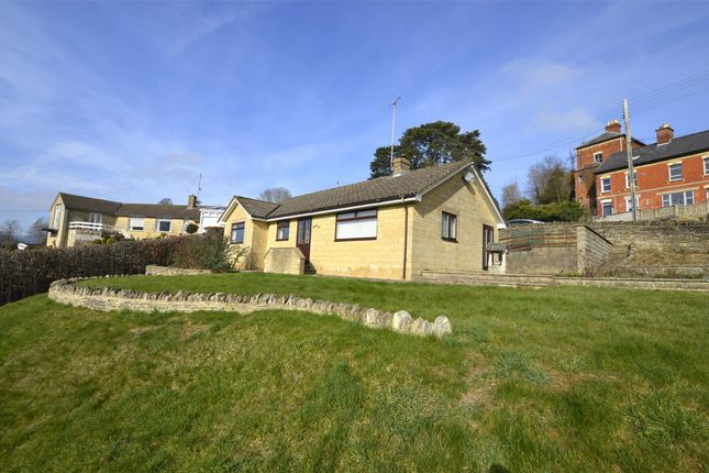 Thumbnail Detached bungalow for sale in Field Road, Stroud, Gloucestershire