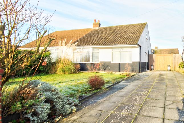 Thumbnail Bungalow for sale in Mark Road, Hightown, Liverpool