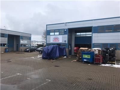Thumbnail Industrial to let in Northpoint Business Estate, Enterprise Close, Medway City Estate, Rochester, Kent