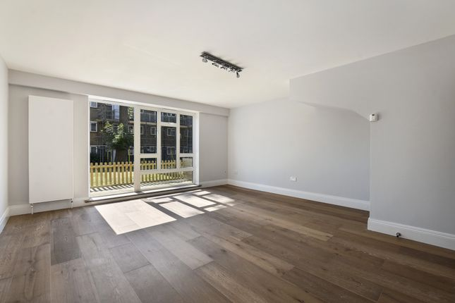Thumbnail Maisonette to rent in Kimberley Road, Queens Park, London