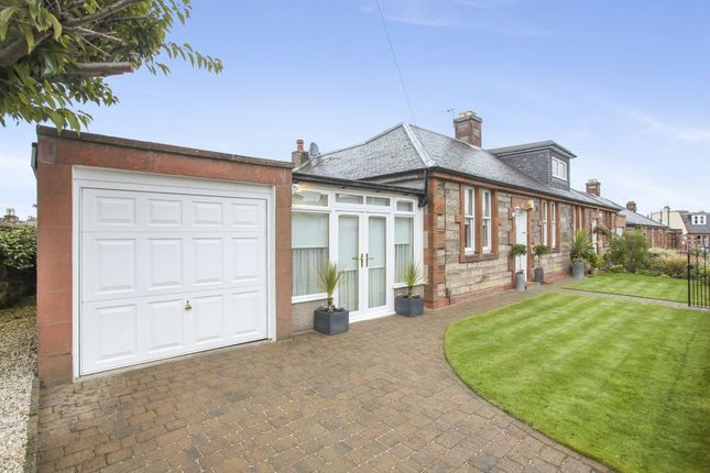 Thumbnail 3 bed semi-detached bungalow for sale in 1 Prospect Bank Crescent, Leith Links, Edinburgh