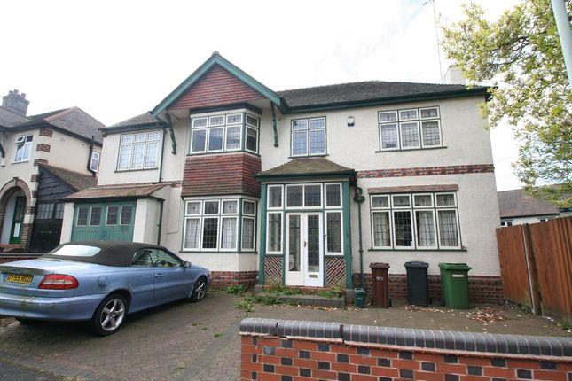 Thumbnail Detached house for sale in Tudor Crescent, Wolverhampton