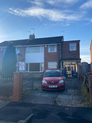3 bed semi-detached house for sale in Chell Heath Road, Burslem, Stoke-On-Trent ST6