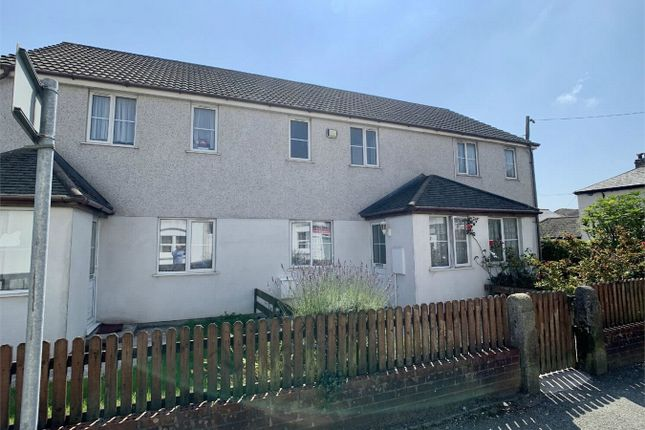 Thumbnail Terraced house to rent in Charles Close, St Austell, Cornwall