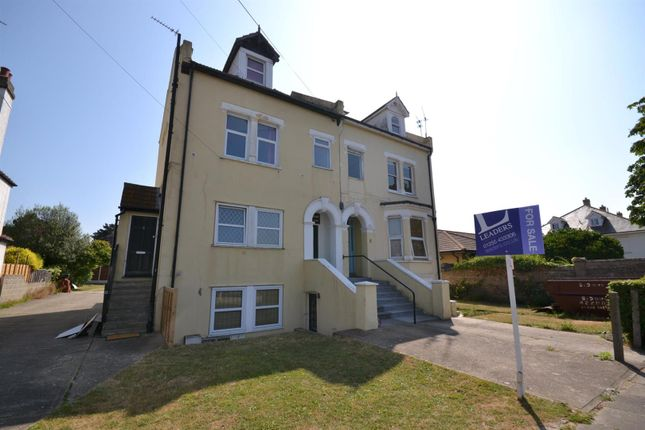 Thumbnail Maisonette for sale in Victoria Road, Clacton-On-Sea