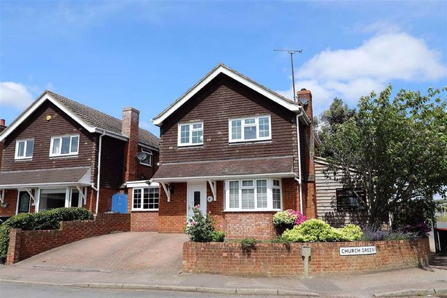 Thumbnail Detached house for sale in Church Green, Totternhoe, Dunstable